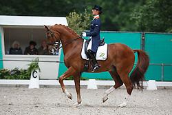 Cornelissen Adelinde, (NED), Jerich Parzival<br /> CDI3* Grand Prix<br /> CHIO Rotterdam 2015<br /> © Hippo Foto - Dirk Caremans<br /> 19/06/15