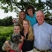GEORGETOWN, Maine -- 7/21/14 --. Family Photoshoot of Lori Sherer / Sandra Underhill Vinton family group. <br /> Photo ©2014 by Roger S. Duncan. <br /> Images may be used for any personal purpose including prints, web usage and publication as wanted by Lori Sherer, Sandra Underhill Vinton and their families. Resale is not permitted without express written permission of Roger S. Duncan.