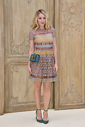 Ludivine Sagnier attending at the Valentino show as a part of Paris Fashion Week Ready to Wear Spring/Summer 2017 on October 02, 2016 in Paris, France. Photo by Alban Wyters/ABACAPRESS.COM