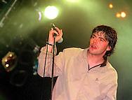 Tim Burgess - The Charletans / V Festival 98, Hylands Park, Chelmsford, Essex, Britain - August 1998.