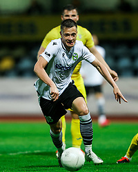Matej Palcic of Koper during football match between NK Domzale and NK Koper in 34th Round of Prva liga Telekom Slovenije 2020/21, on May 16, 2021 in Sports park Domzale, Domzale, Slovenia. Photo by Vid Ponikvar / Sportida