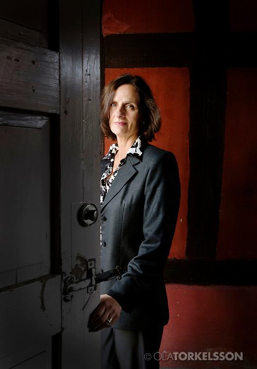 Susanna Alakovski, author.<br /> Photo by Ola Torkelsson ©