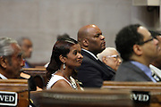 New York, NY- July 20: Rachel Noerdlinger, Chief of Staff, First Lady of New York City attends the preaching of ' God is Here ' a sermon preached by Rev. Al Sharpton held at the historic Riverside Church on July 20, 2014 in New York City.  (Terrence Jennings)