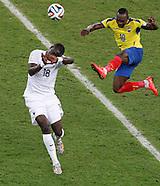 Ecuador v France 250614