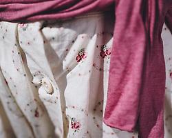 THEMENBILD - ein mit Blumen verzierter Damenrock, Detailansicht, aufgenommen am 23. April 2020 in Kaprun, Österreich // Detail of a skirt decorated with flowers, Kaprun, Austria on 2020/04/15. EXPA Pictures © 2020, PhotoCredit: EXPA/ JFK