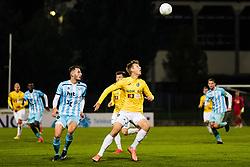 Rok Kidric of NK Bravo during football match between ND Gorica and NK Bravo in 11th Round of Prva liga Telekom Slovenije 2020/21, on November 7, 2020 in Gorica, Slovenia. Photo by Grega Valancic / Sportida