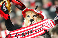 Athletic de Bilbao's supporter during Spanish Kings Cup match. January 05,2017. (ALTERPHOTOS/Acero)