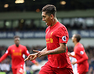 West Bromwich Albion v Liverpool 160417