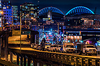 Highway 99 Viaduct, Seattle Waterfront