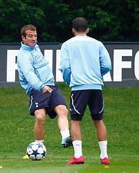 28.09.2010, Spurs Lodge, London, ENG, PL, Tottenham Hotspur Training, im Bild Tottenham's Rafeal Van der Vaar.Tottenham Hotspur Training. EXPA Pictures © 2010, PhotoCredit: EXPA/ IPS/ Kieran Galvin +++++ ATTENTION - OUT OF ENGLAND/UK +++++ / SPORTIDA PHOTO AGENCY