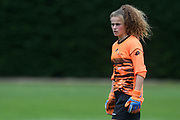 Central Football's Amelia Simmers in the National womens league football match, Central Football v Southern United, Massey University, Palmerston North, Sunday, December 02, 2018. Copyright photo: Kerry Marshall / www.photosport.nz