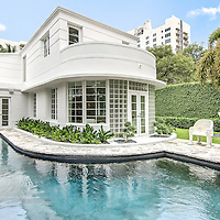 Art Deco Sobe mansion
