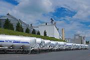 Flour mill transport, Arden Mills, Easton, PA