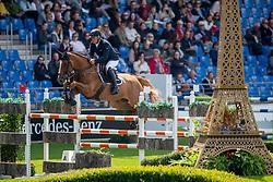 Bost Roger Yves, FRA, Vino d Espinet<br /> CHIO Aachen 2019<br /> Weltfest des Pferdesports<br /> © Hippo Foto - Stefan Lafrentz<br /> Bost Roger Yves, FRA, Vino d Espinet
