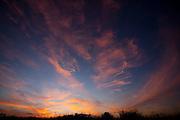 Sao Vicente de Minas_MG, Brasil...Por do sol na BR 383 em Sao Vicente de Minas, Minas Gerais...The sunset in the highway BR 383 in Sao Vicente de Minas, Minas Gerais...Foto: LEO DRUMOND / NITRO
