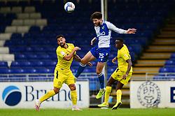 Cian Harries of Bristol Rovers - Mandatory by-line: Dougie Allward/JMP - 17/10/2020 - FOOTBALL - Memorial Stadium - Bristol, England - Bristol Rovers v Burton Albion - Sky Bet League One