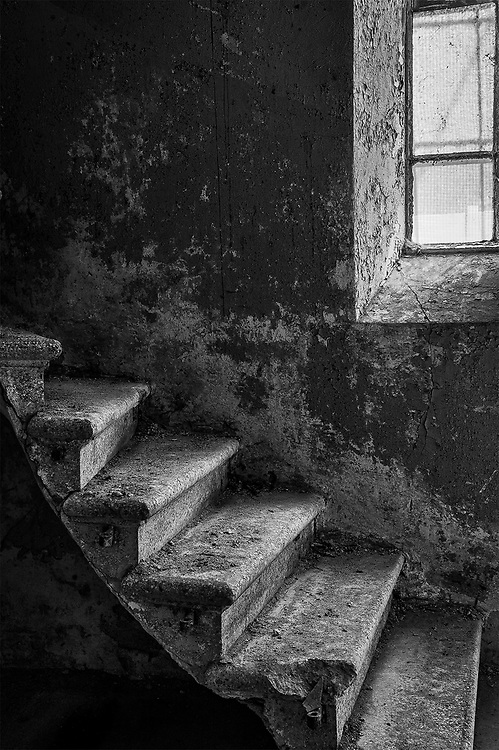 Gritty Stairs, Constanta, Romania