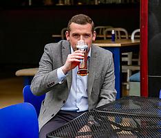 Scottish Conservative leader welcomes pubs reopening, Edinburgh, 26 April 2021