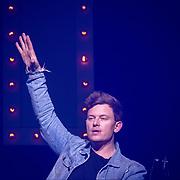 NLD/Amsterdam/20171117 - Muziekfeest Let's Dance 2017, DJ Fedde le Grand