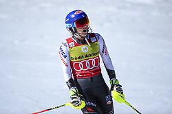 March 16, 2019 - El Tarter, Andorra - Mikaela Shiffrin of USA Ski Team, during Ladies' Giant Slalom Audi FIS Ski World Cup race, on March 16, 2019 in El Tarter, Andorra. (Credit Image: © Joan Cros/NurPhoto via ZUMA Press)