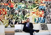 Joshua Roth, head of fine arts division at UTA.