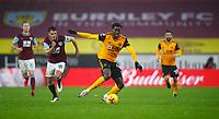 Football - 2020 / 2021 Premier League - Burnley vs Wolverhampton Wanderers - Turf Moor<br /> <br /> Owen Otasowie of Wolves at Turf Moor <br /> <br /> <br /> COLORSPORT/LYNNE CAMERON