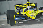 September 2-4, 2011. Indycar Baltimore Grand Prix. 67 Ed Carpenter Dollar General   (Sarah Fisher)