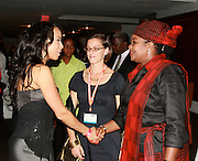 **EXCLUSIVE**.Claudine Oriol and First Ladies of Africa..Pras Michel of The Fugees Honoring The First Ladies of Africa at a Cocktail Reception in partnership US Doctors For AFRICA..WP Wolfgang Puck Restaurant..Pacific Design Center..West Hollywood, CA, USA..Monday, April 20, 2009..Photo By Celebrityvibe.com.To license this image please call (212) 410 5354; or Email: celebrityvibe@gmail.com ; .website: www.celebrityvibe.com.
