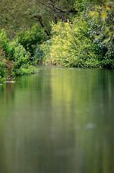 UK ENGLAND WEST BERKSHIRE LOWER DENTON 26JUN08 - The river Kennet near Lower Denton in West Berkshire, western England near a sewage treatment works...jre/Photo by Jiri Rezac / WWF UK..© Jiri Rezac 2008..Contact: +44 (0) 7050 110 417.Mobile:  +44 (0) 7801 337 683.Office:  +44 (0) 20 8968 9635..Email:   jiri@jirirezac.com.Web:     www.jirirezac.com..© All images Jiri Rezac 2008 - All rights reserved.