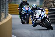 October 16-20, 2016: Macau Grand Prix. 4 Ian HUTCHINSON, Tyco BMW
