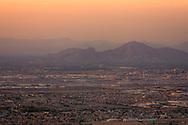 Camelback Mountain at dusk - AZ