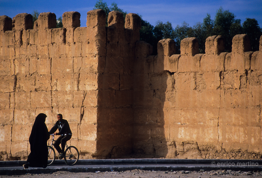Taroudant. The walls, 15 km long, are the best preserved of Morocco.