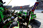 May 6, 2013 - NASCAR Sprint Cup Series, STP Gas Booster 500. Danica Patrick, Chevrolet
