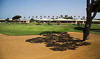 SANCTI PETRI-SPANJE - IBEROSTAR  Real Novo Sancti Petri Golf Club  . Clubhuis.  COPYRIGHT KOEN SUYK