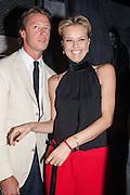 EVA HERZIGOVA; GREGORIO MARSIAJ, Dinner to celebrate the opening of the first Berluti lifestyle store hosted by Antoine Arnault and Marigay Mckee. Harrods. London. 5 September 2012.