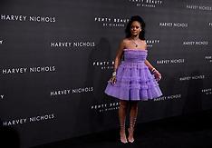 Fenty Beauty by Rihanna launch - 19 Sep 2017