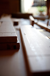 Flat pack furniture DIY