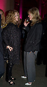 LISA GUNNING; ALISON GOLDFRAPP, 2008 Turner Prize Award. Tate Millbank. London. 1 December 2008 *** Local Caption *** -DO NOT ARCHIVE -Copyright Photograph by Dafydd Jones. 248 Clapham Rd. London SW9 0PZ. Tel 0207 820 0771. www.dafjones.com