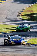 September 4-6, 2020. Lamborghini Super Trofeo, Road Atlanta: Race 2, 33 John Hennessy, US RaceTronics, Lamborghini San Diego, Lamborghini Huracan Super Trofeo EVO