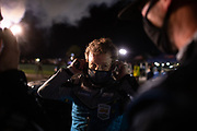 November 14, 2020. IMSA Weathertech Mobil1 Sebring 12h: #16 Wright Motorsports, Porsche 911 GT3 R, Ryan Hardwick, Patrick Long, Jan Heylen