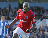 Hartlepool United v Shrewsbury Town 220912
