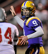 The Avon football team defeated Toledo Central Catholic in an OHSAA playoff game in Fremont on November 11, 2011.