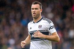Kevin McDonald of Fulham - Mandatory by-line: Robbie Stephenson/JMP - 26/08/2018 - FOOTBALL - Craven Cottage - Fulham, England - Fulham v Burnley - Premier League