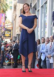 Jennifer Garner Honored With Star On The Hollywood Walk Of Fame. 20 Aug 2018 Pictured: Jennifer Garner. Photo credit: Jaxon / MEGA TheMegaAgency.com +1 888 505 6342