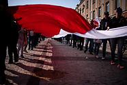 Marsz antyCOVID w Białymstoku - 18.04.2021