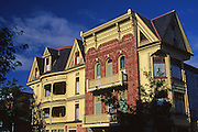 Victorian Architecture, Wyalusing, Route 6, NE PA