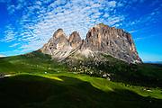 Sella Towers Area, Dolomites, Italy