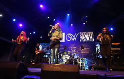 Apr 2, 2016 - Cape Town, Western Cape , South Africa - SWV performed at the 16th Annual Cape Town Jazz Festival, that took place at the Cape Town International Convention Centre. (Credit Image: © Bertram Malgas via ZUMA Wire)