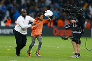 OM fan after during the French Championship Ligue 1 football match between Olympique de Marseille and Paris Saint-Germain on October 22, 2017 at Orange Velodrome stadium in Marseille, France - Photo Philippe Laurenson / ProSportsImages / DPPI