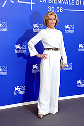 """74th Venice Film Festival 2017 Photocall film """"Our souls at night"""" Pictured:  Jane Fonda"""
